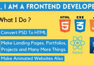2880I will be your frontend developer and designer.
